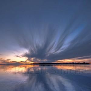 Vivid-Sunset-Lake-Couchiching
